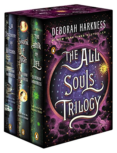 The All Souls Trilogy Boxed Set (Deborah E Harkness)
