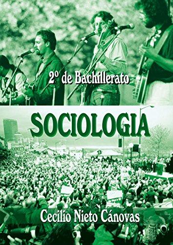 Sociología (2º Bachiller) por Cecilio Nieto Canovas