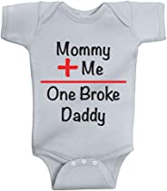 Baby Clothes Bodysuit Onesie mommy plus me