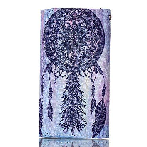 KATUMO® Universel Coque Etui pour Oukitel U7 Plus,OUKITEL K6000 Plus/K600 Pro,Oukitel K10000/K10000 Housse Protection Pochette Etui Flip Case Cover pouces:16.5*9.5*2cm-2