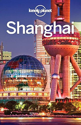 Lonely Planet Shanghai, English edition