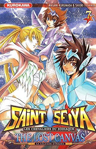 Saint Seiya - The Lost Canvas - Hades Vol.7