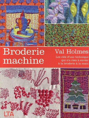 Broderie Machine : Le piqué libre