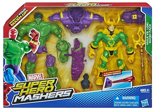 marvel-super-hero-mashers-hulk-vs-loki-mash-pack