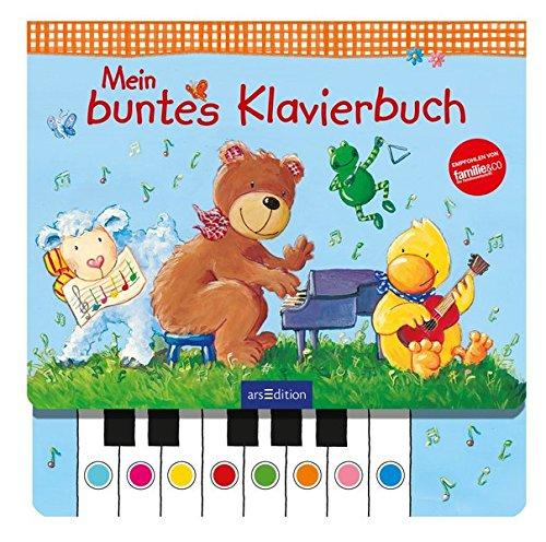 Preisvergleich Produktbild Mein buntes Klavierbuch