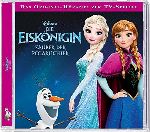 frozen cd Die Eiskönigin - Zauber der Polarlichter