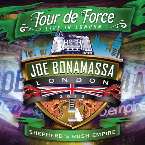Tour De Force: Live In London - Shepherd's Bush Empire [2 CD] by Joe Bonamassa (2014-05-19)
