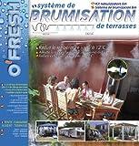 O Fresh 020 Zerstäuber terrasse 6 m mit 6 verschiedenen Düsen
