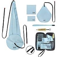 Imelod Kit di pulizia per sassofono con custodia per clarinetto contralto tenore e altri strumenti a vento e fiato di…