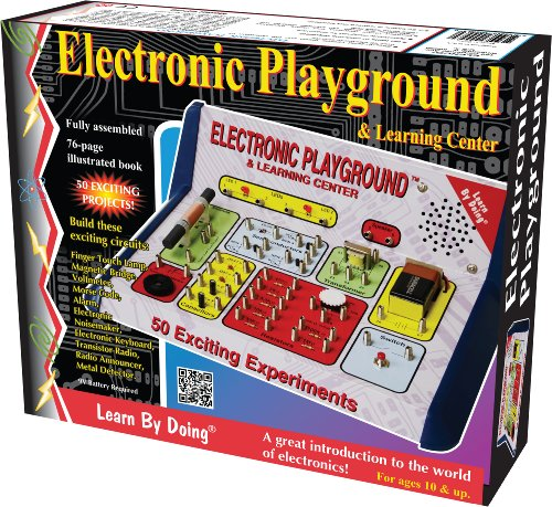 Elenco Electronic Playground