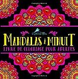 Mandalas à Minuit - Livre De Coloriage Pour Adultes: Illustrations sur un fond noir