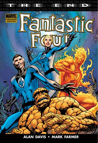 Fantastic Four: The End by Alan Davis (Artist, Author) � Visit Amazon's Alan Davis Page search results for this author Alan Davis (Artist, Author) (13-Jun-2007) Hardcover