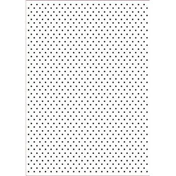 Darice Embossing Prägeschablone 10,8x14,6cm french bistro