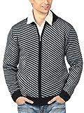 #8: Aarbee Men's Zipper Sweater (Medium)