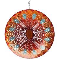 Spin Art Spinner Octagon 15x15x0,5/cm 12OOC108 Gold