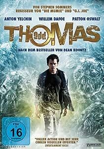 Odd Thomas: Amazon.de: Anton Yelchin, Willem Dafoe, Patton