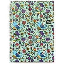 Alicia Souza Garden Notebook