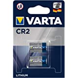 Varta 2 batterijen foto Lithium CR2 3,0 Volt, 920 mAh