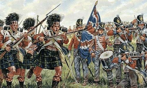Italeri 510006058 - 1:72 Britische & Schottische Infanterie Preisvergleich