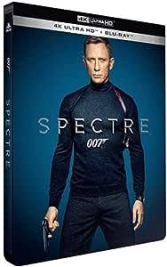 Spectre [4K Ultra HD + Blu-Ray-Édition boîtier SteelBook]