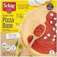 Schar Glutenfreie Pizza Basen 300G (Packung mit 2)
