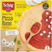 Schar Sin Gluten Bases De Pizza Libre 300G (Paquete de 2)