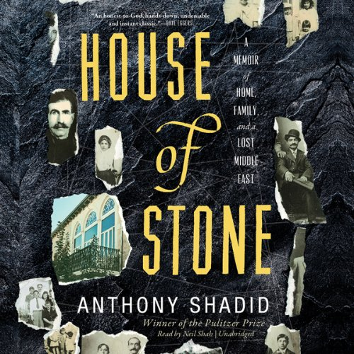 House of Stone  Audiolibri