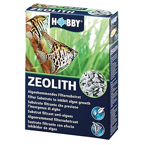 Hobby Zéolite Substrat filtrant Anti-algues, 5-8mm