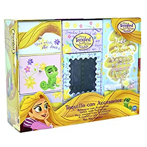 Disney Princesas Taquilla Triple Rapunzel (Cife Spain 41283)