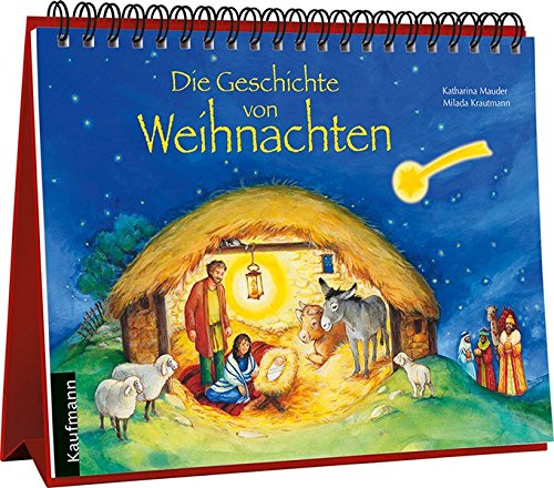 eihnachten: Aufstell-Adventskalender ()