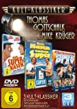 Kultklassiker mit Thomas Gottschalk & Mike Krüger (3DVDs: Die Supernasen, Zwei Nasen tanken super, Piratensender Powerplay) -
