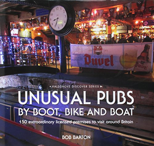 Unusual Pubs by Boot, Bike and Boat Hotel-boot