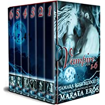 Vampire Alpha Claim Boxed Set (Volumes 1-6): New Adult Paranormal Romance