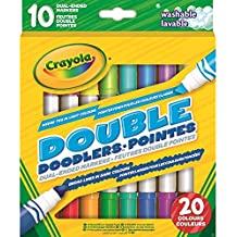 Crayola 58-8311-E-000 Double Doodle Markers