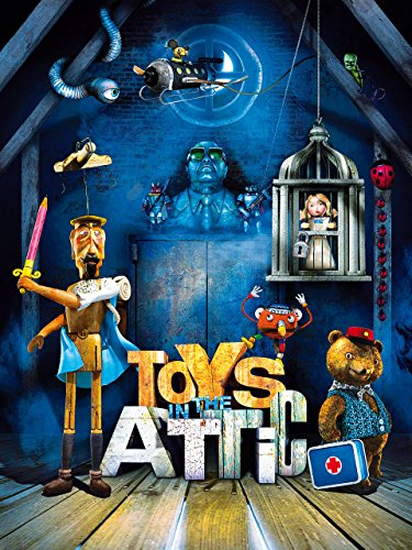 Toys in the Attic - Abenteuer auf dem Dachboden (Tag Toy Story)