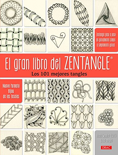 El gran libro del Zentangle por Beate Winkler