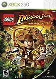 Gra Xbox 360 Lego Indiana Jones Classics
