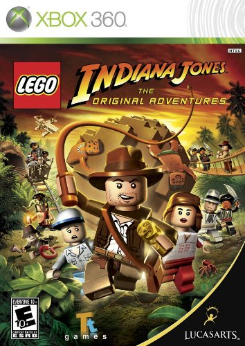 Gra Xbox 360 Lego Indiana Jones Classics - Indiana Lego Jones Xbox