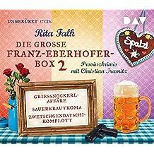 Die große Franz-Eberhofer-Box 2: Ungekürzte Lesungen mit Christian Tramitz (17 CDs)