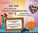 Die große Franz-Eberhofer-Box 2: Ungekürzte Lesungen mit Christian Tramitz (17 CDs) - Rita Falk