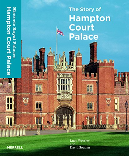 the history of hampton court palace