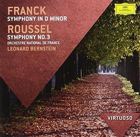 Cesar Franck Symphonie - Franck: Symphony in d Minor; Roussel: Symphony