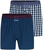 Luca David 2-Pack Boxershorts Karos XL