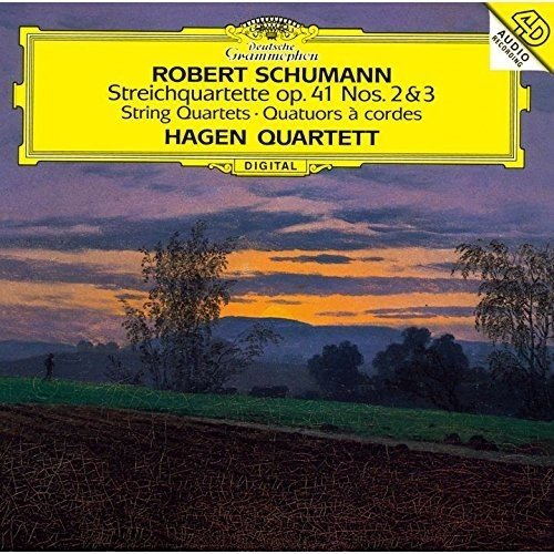 Schumann:String Quartets 2/3