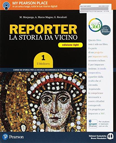 Reporter. Ediz. light. Per la Scuola media. Con e-book. Con espansione online: 1