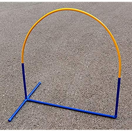 Callieway® 6X Hoopers Agility Hoops – NADAC Hoopers Agility Hoops (Großpackung)