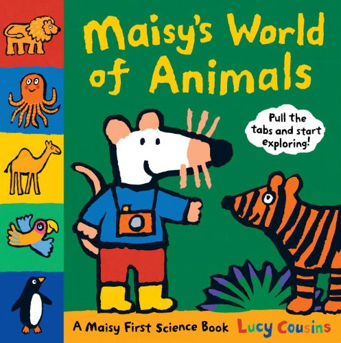 Maisy's World of Animals por Lucy Cousins