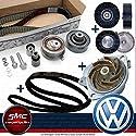 Kit Verteilung VW + Pumpe + Gurt + Spanner Audi A38L11.9TDI 10/00VW Golf IV 1J1VW Sharan