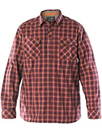 5.11 Hommes Flanelle Manches Longues Shirt Ox Blood
