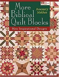 More Biblical Quilt Blocks Print on Demand Edition